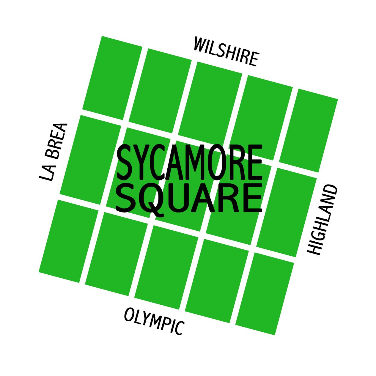Sycamore square neighborhood association for Sycamore square